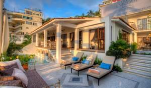 Villas Enrique: Hogar de estilo  por RGR Arquitectos + Urban Strategy