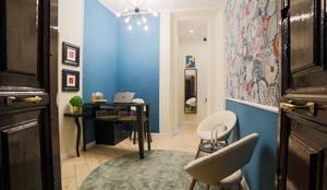 REception/Ingresso appartamento: Ingresso, Corridoio & Scale in stile  di Creattiva Home ReDesigner  - Consulente d'immagine immobiliare