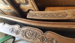 Restauración Placard Provenzal por ANADECO: Dormitorios de estilo  por ANADECO - Decoradora y Diseñadora de Interiores - La Plata