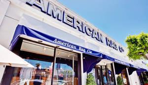 Insegna esterna American Rag: Negozi & Locali Commerciali in stile  di siru srl