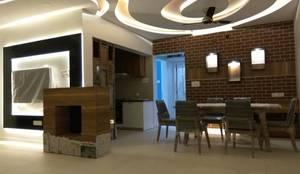 Interior design Ideas:   by Envoy Interiors Pvt ltd