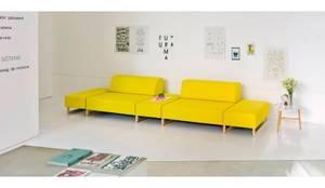 Tiendas y espacios comerciales de estilo  por Lomuarredi Ltd