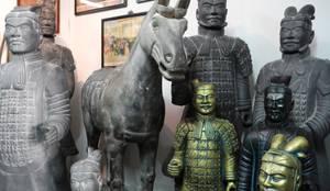 Guerreiros de Xian: Casa  por Revivigi