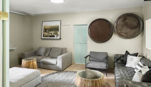 Vorna Valley Living Room Makeover:   by Deborah Garth Interior Design