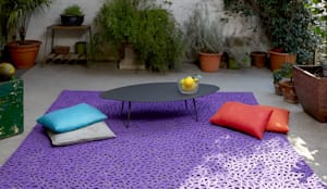 Tavolino Giada: Giardino in stile  di Siderio