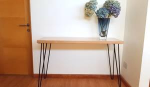 Vikingo: Salas de estilo  por SIMPLEMENTE AMBIENTE mobiliarios hogar y oficinas santiago