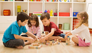 Decoración para niños ¿qué es y cómo funciona?:  de estilo  por Muebles Dico