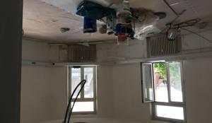 Besprechungszimmer Vorher:   von Kaldma Interiors - Interior Design aus Karlsruhe