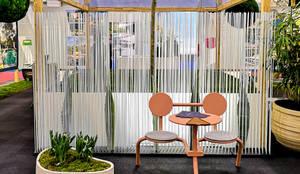 Messeausstattung online bestellen: Stellwände von Skydesign:  Geschäftsräume & Stores von www.skydesign.news - Raumteiler aus Berlin - Sichtschutz Terrasse