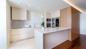 Remodelação integral de apartamento Boavista - Porto:   por MOBEC