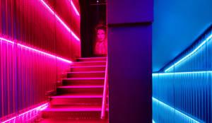 Club Interior - Nachher Flur / Eingangsbereich :   von Kaldma Interiors - Interior Design aus Karlsruhe