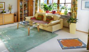 Wohnzimmer vorher:   von T-raumKONZEPT - Interior Design im Raum Nürnberg