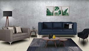 Sala:  de estilo  por moblum