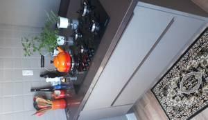 Cozinha: Cozinha  por moveis prisma & moveis bamberg