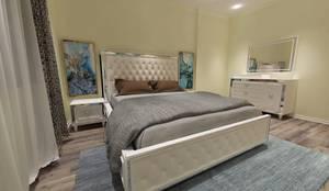 Bueno Mobilya – Şık tasarımlarla evinizi şekillendiriyoruz.:  tarz Yatak Odası
