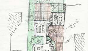 Planta - Rc:   por Arqvoid - Arquitetura e Serviços, Lda.,