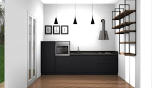 Uno dei nostri progetti:  in stile  di Dimensione Casa, Moderno