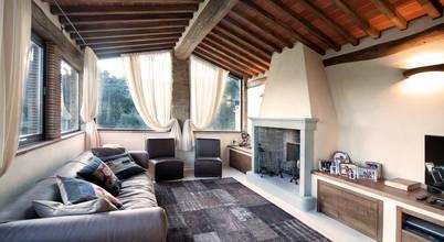 tb studio architetti a borgo a buggiano italy homify. Black Bedroom Furniture Sets. Home Design Ideas