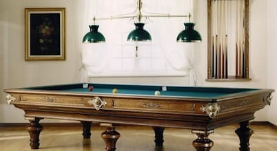 LONGONI BILLIARD & POOL SRL