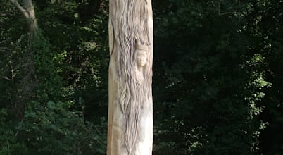 The Carved Tree