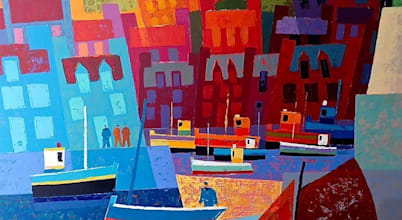 Hubert Rublon – Artiste peintre