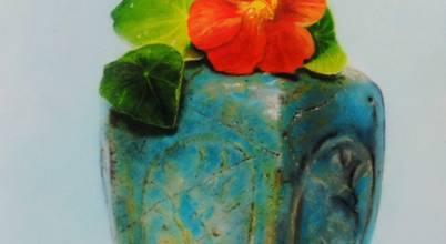 Kees Blom schilder van het tegenlicht