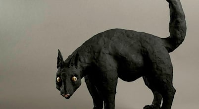 sculpture onirique