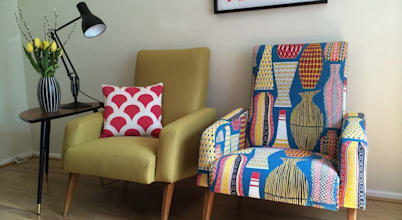 Eclectic Chair Upholstery