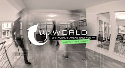 upWORLD | Meet. Learn. Create.