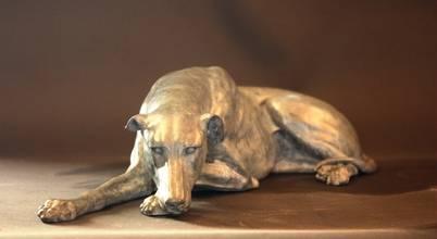 Gill Parker sculpture