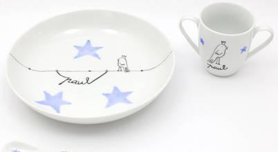 Judith Leviant porcelaines