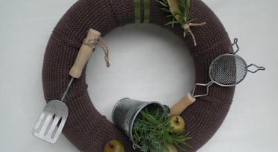 Pfiffiges aus Heu, Wolle und Holz