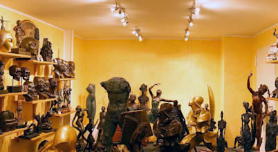 Art Bronze Sculptures