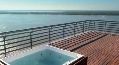 Bañera hidromasaje exterior: para relajarnos de verdad este verano