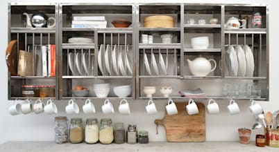 10 Functional Storage Spaces for Your Kitchen