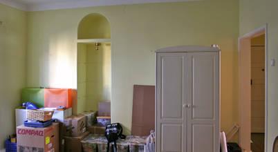 Antes e depois: remodelação de apartamento T4 em Alvalade
