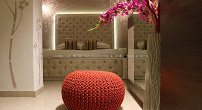Less is MORE -Architects & Interior designer