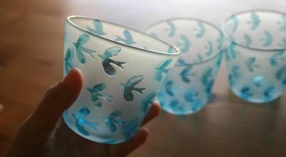 Glass studio nanahoshi