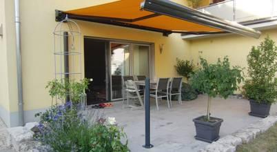 Sonnenschutz: Markisen, Terrassendächer Und Sonnensegel