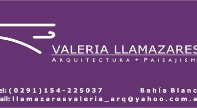 Valeria Llamazares . Arquitectura + Paisajismo .