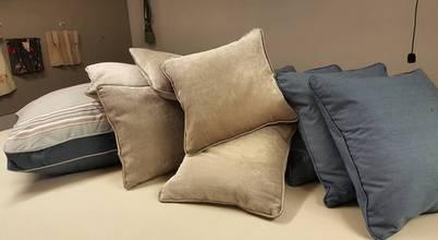 Grey Soft Furnishings