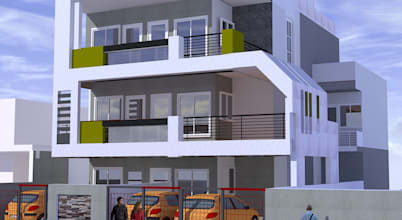 Find the best architects in indore madhya pradesh homify for Arcadia architects