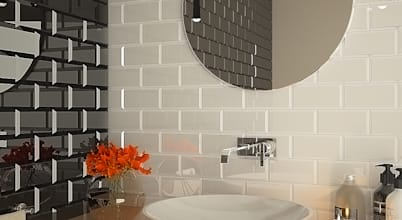 Subway tiles: classic way to inject an urban look into your home