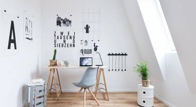 homify đề xuất: Cải tạo căn hộ 1 phòng ngủ hiện đại và đơn giản