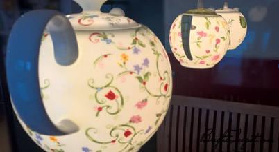 Bright Teapot