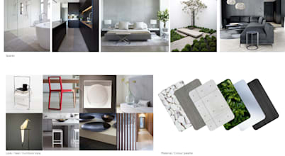 Lucy Attwood Interior Design + Architecture