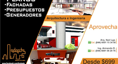 ADAPTA arquitecto ingeniero