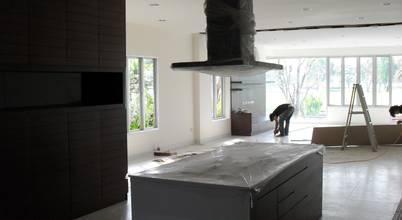 ตัวอย่างงานตกแต่งภายในบ้าน 2 ชั้น สวยทันสมัยแถมฟังก์ชันยังจัดเต็ม