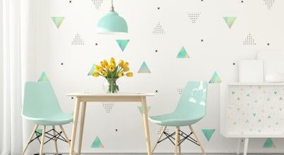 15 gợi ý giấy dán tường tuyệt đẹp cho ngôi nhà của bạn