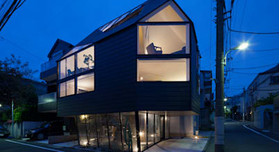architects atelier ryo abe